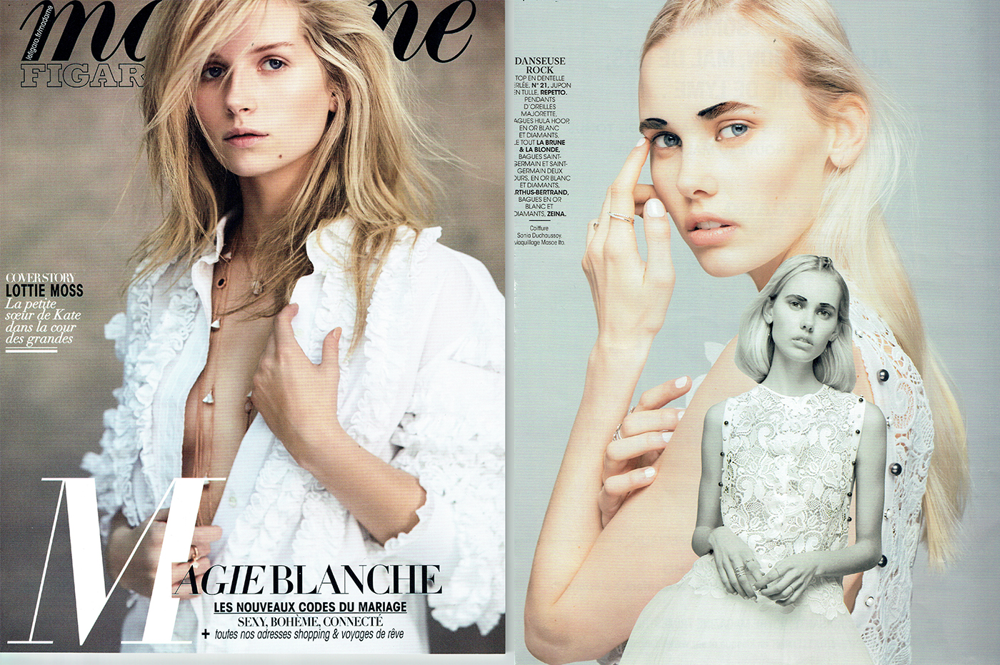 THE MOST BEAUTIFUL DAY OF YOUR LIFE! MADAME FIGARO