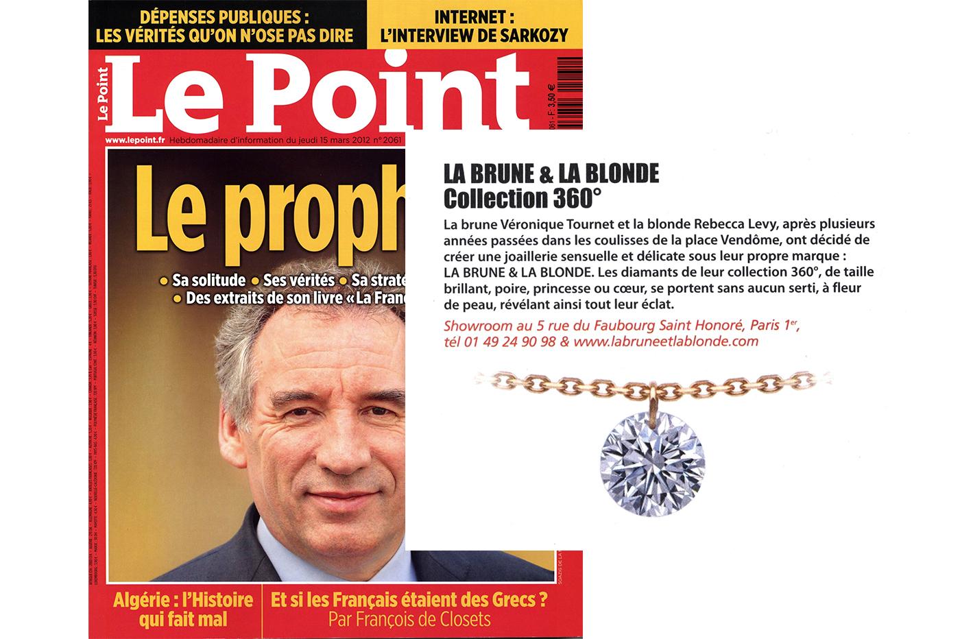 LES EXPERTS DU POINT ONT PARLE ! – LE POINT