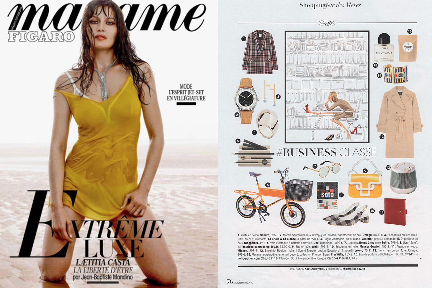MOTHER'S DAY SHOPPING – MADAME FIGARO !