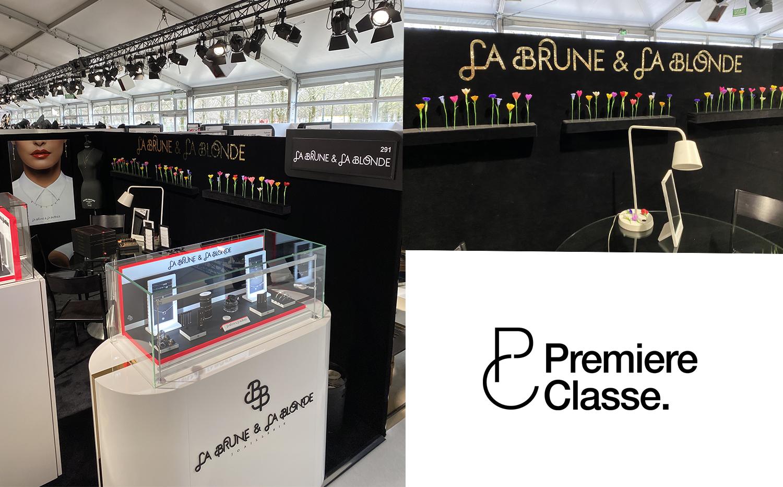 LA BRUNE & LA BLONDE X Premiere Classe Show