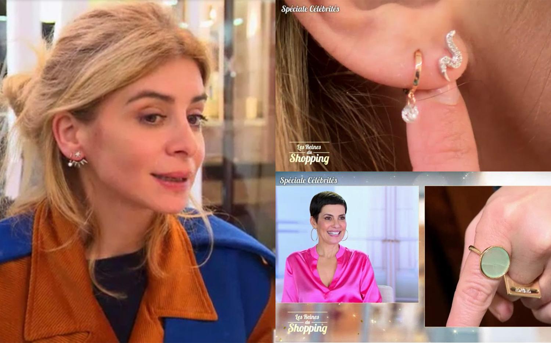 Julie Zenatti X Les Reines du Shopping X LA BRUNE & LA BLONDE