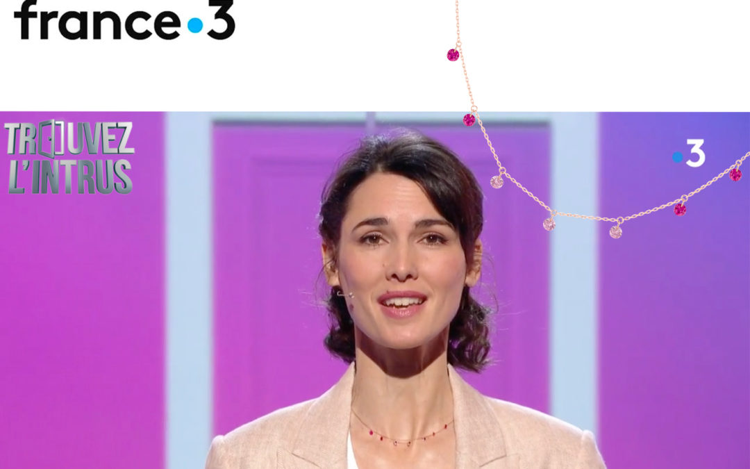 COLLAR CONFETTI ROSE X FRANCE 3
