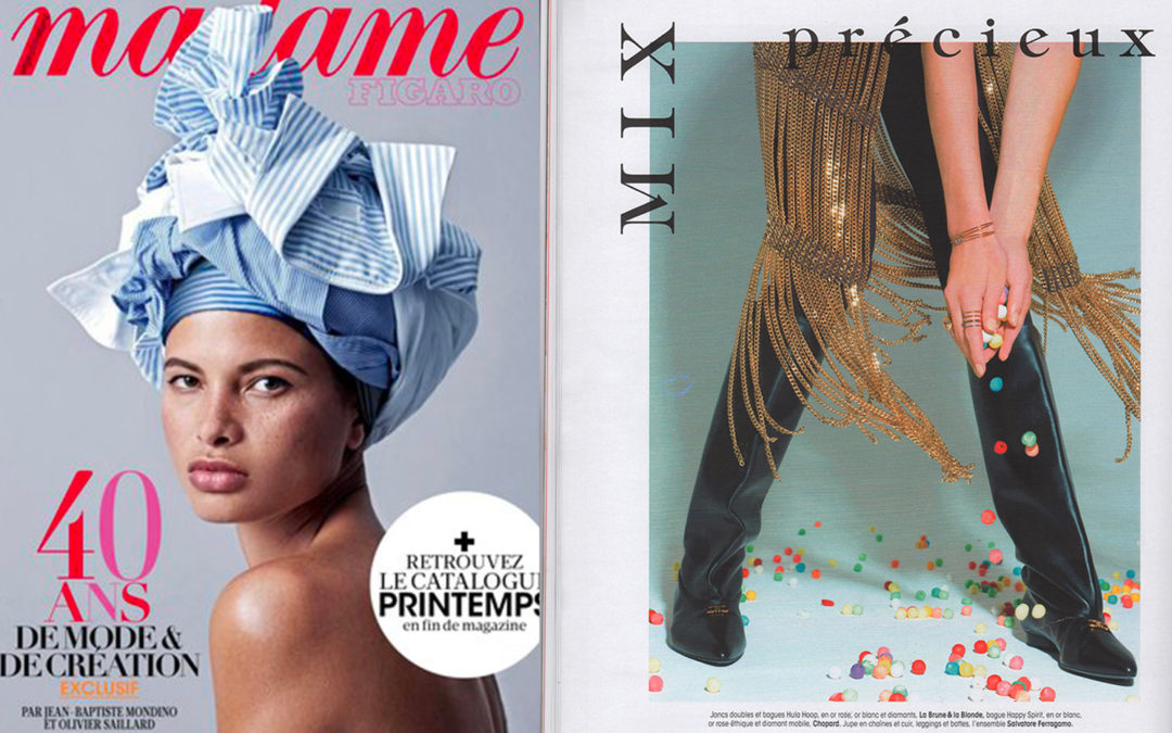 Collection HULA HOOP X MADAME FIGARO